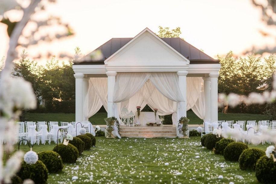 Az álomesküvő nyomában – fókuszban a részletek - Le Til Kúria